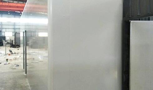四川省汉城石油机械有限公司厂房装修工程案例