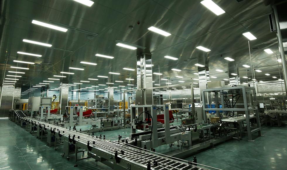 小龙坎三期厂房装修工程案例