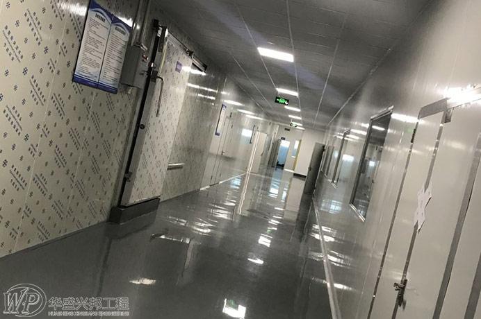 乳制品厂设计-食品厂冷库用水要求